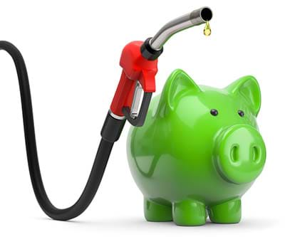 Up to 15% cost savings in fuel consumption