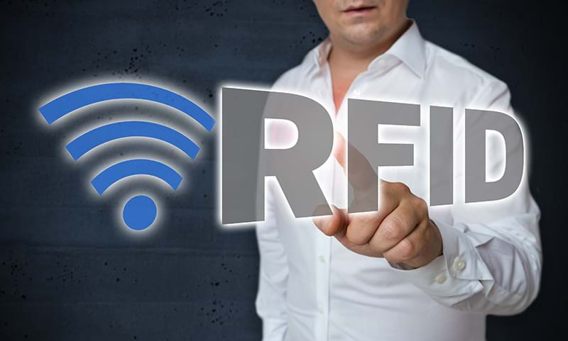 With integrated RFID support, your inventory management is even faster