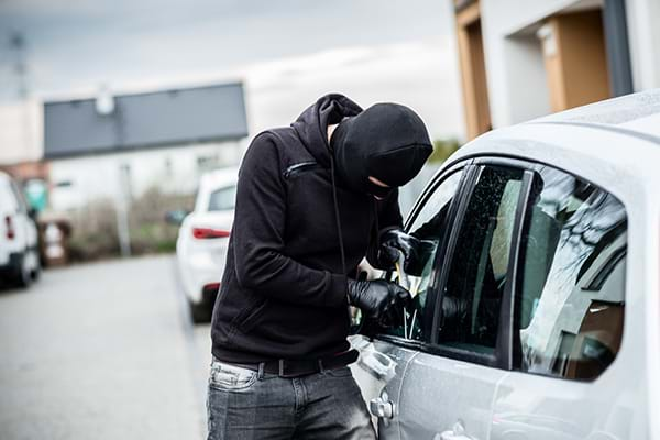 Effective protection against car theft