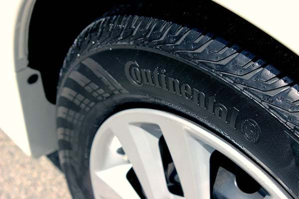 Inspections and tyre changes - no longer an issue with the integrated maintenance management