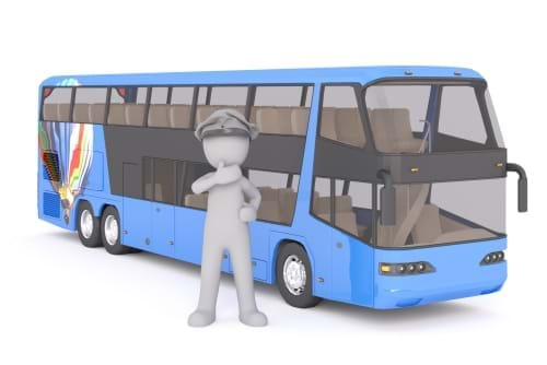 Illustration for bus operators
